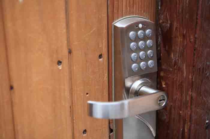 Control de accesos